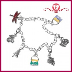 Bransoletka charms