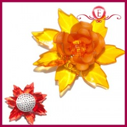 Kwiatek z akrylu 1+1GRATIS!