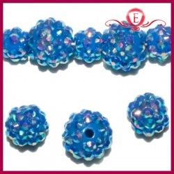 Kuleczki z kryształkami