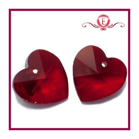 Kryształki szklane serce