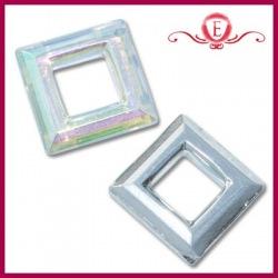 Kryształki szklane kwadrat