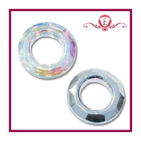 Kryształki szklane koło