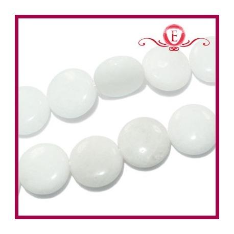 Kwarc biały monety