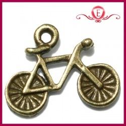 Zawieszka charms rowerek antyczny brąz
