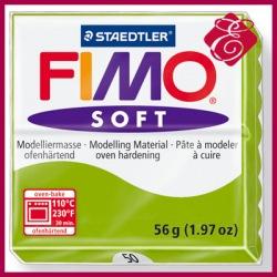 FIMO soft, modelina 56g, seledynowy