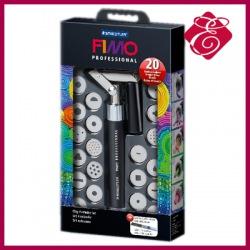 Wyciskarka do FIMO professional, 20 różnych kształtów