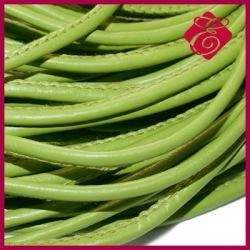 Rzemień szyty, oliwkowy