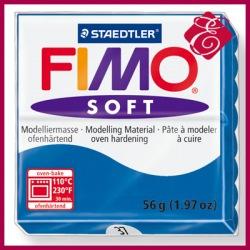 FIMO soft, modelina 56g, morski