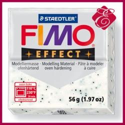 FIMO effect, modelina 56g, srebrny brokatowy