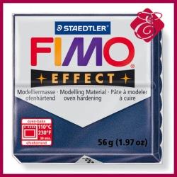 FIMO effect, modelina 56g, czerwony metaliczny