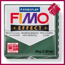 FIMO effect, modelina 56g, niebieski metaliczny