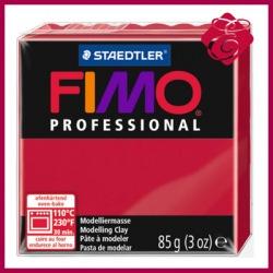 FIMO professional, modelina 85g, bordowy