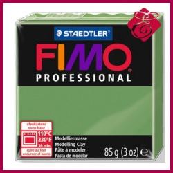 FIMO professional, modelina 85g, zieleń morska