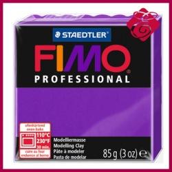 FIMO professional, modelina 85g, zieleń liści