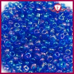 Koraliki szklane drobne - LT Sapphire