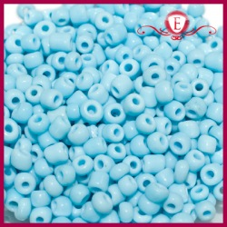 Koraliki szklane drobne - LT Blue Turquoise