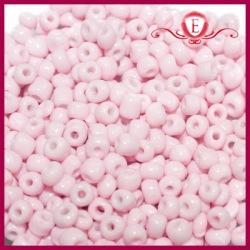 Koraliki szklane drobne - Baby Pink