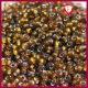 Koraliki szklane drobne - Topaz