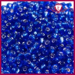 Koraliki szklane drobne - Cobalt