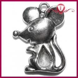 Zawieszka charms myszka
