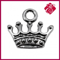 Zawieszka charms korona