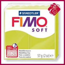 FIMO soft, modelina 57g, limonka