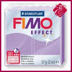 FIMO effect, modelina 57g, liliowy perłowy