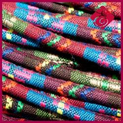 Rzemień szyty materiałowy Masajka