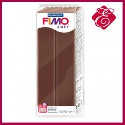 FIMO soft, modelina 56g, czekoladowy