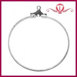 Baza kolczyka koło