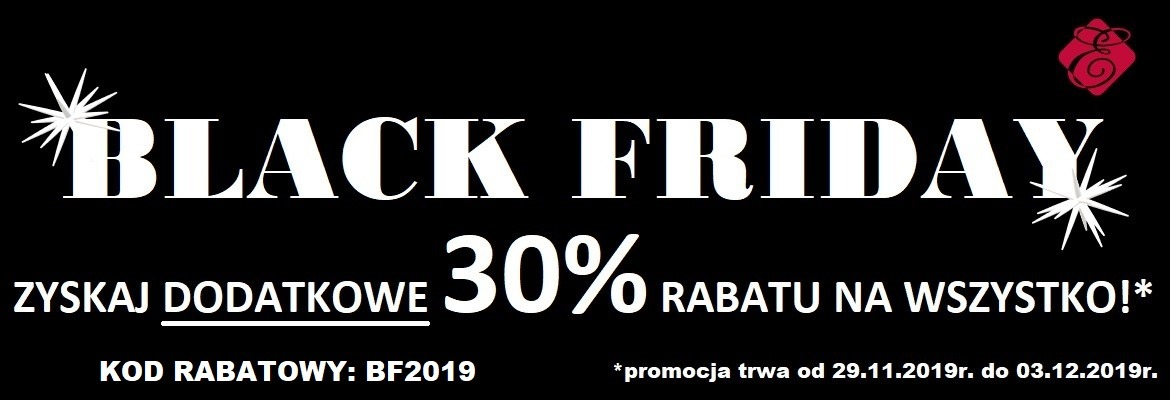 BLACK FRIDAY z elizaart.pl